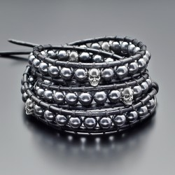 Chan Luu браслеты из натуральных камней – тренд современной моды.